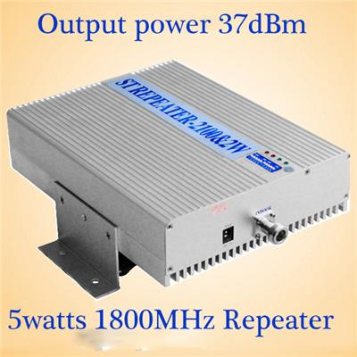 5watts Indoor 1900MHz Signal Repeater