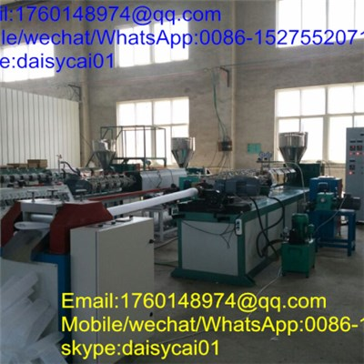 plastic epe foam fruit packing net extrusion machine