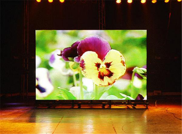 Indoor full color LED display for P5