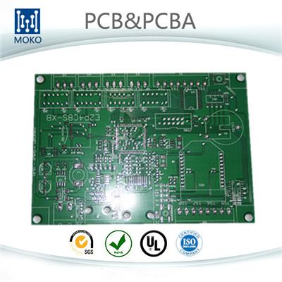 Power Supply PCB Circuit Board Partern