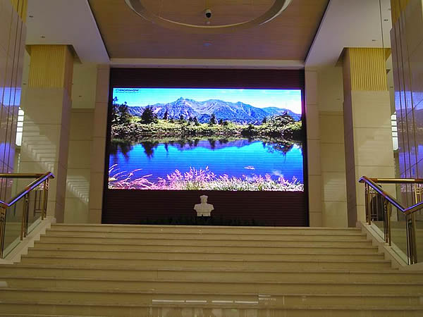 Indoor full color LED display for P8