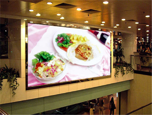 Indoor full color LED display for P10