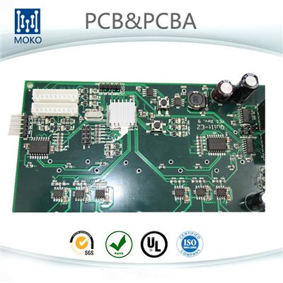 High Precision Traffic Control Board