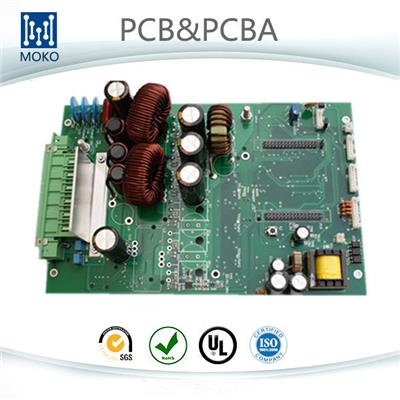 PCB Circuit Assembly For Industrial Control