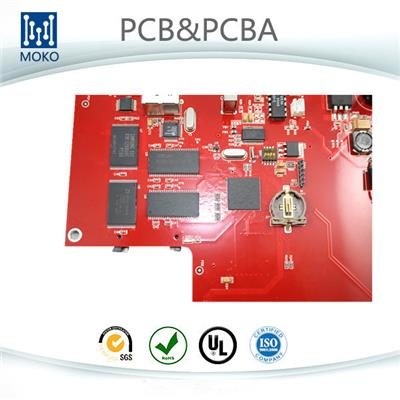 FR4 Printed Circuit Card Assembly