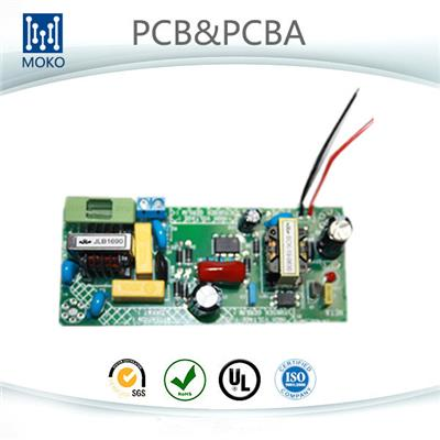 Power Supply Board PCB Assembly