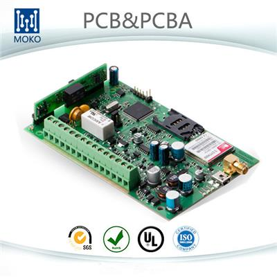 Reliable 8 Layer GPS Receiver Printed Circuit Board
