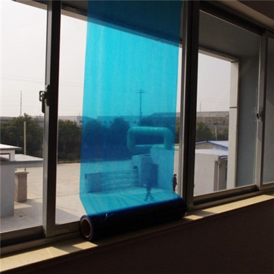 Surface PE Blue Protective Film for Glass