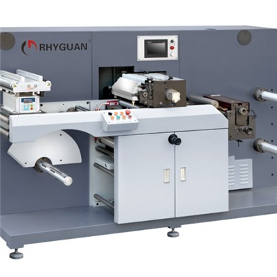 SRF-330 Semi-rotary Varnishing Machine