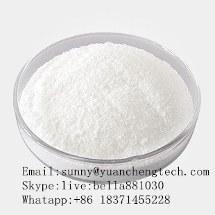 99% Purity Raw Material White Powder Testosterone Acetate
