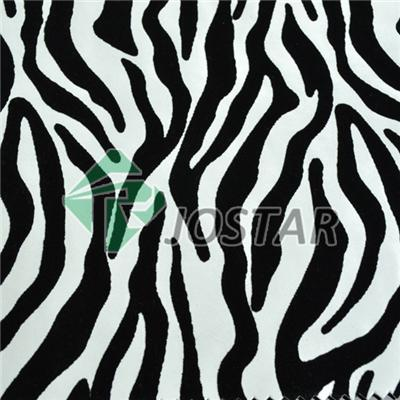 Zebra PU Leather