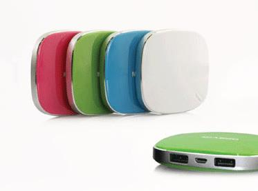 2015 New Colorful Power Bank