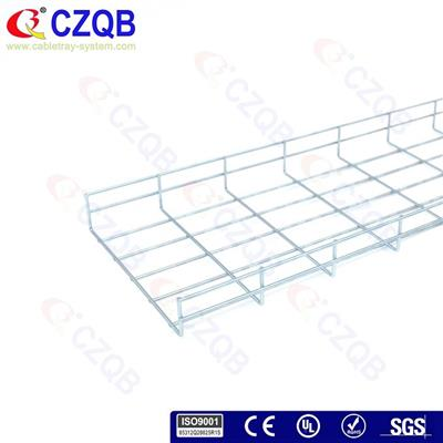 50X250 Straight Wire Cable Tray