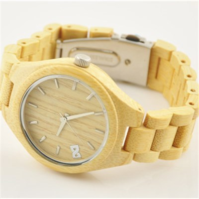 China Most Popular Bamboo Watches