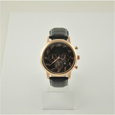 Japan Quartz Leather Watch For Man