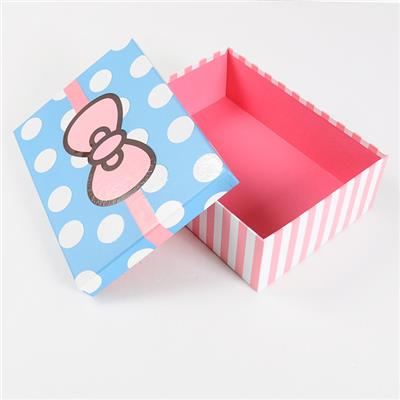 2015 New Design Paper Gift Box Customized Carton Gift Box