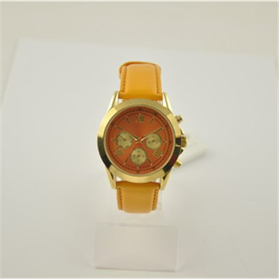 Wholesale Hot Sale Chinese Leather Wrist Watch