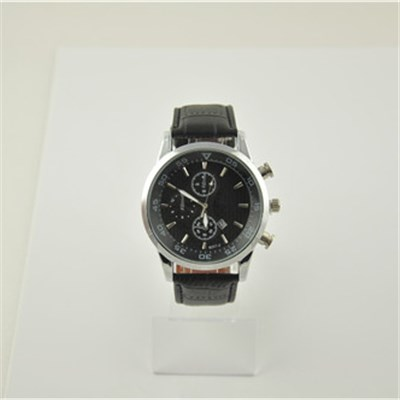 Wholesale Men Genuine Leather Watch