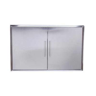 Stainless Double Door For 39