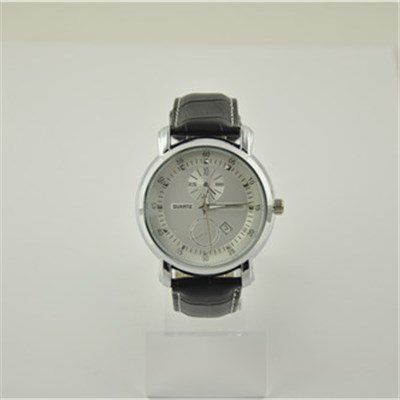 Fashion Men's Leather Watch