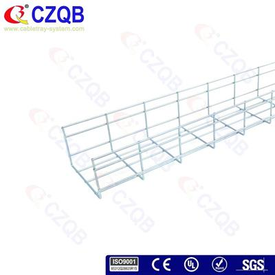 100X150 Straight Wire Cable Tray