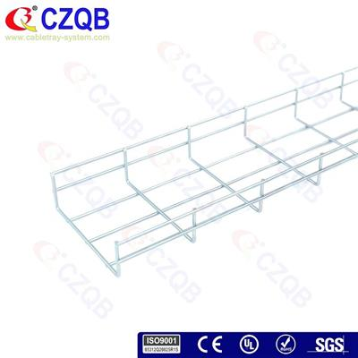 50X150 Straight Wire Cable Tray