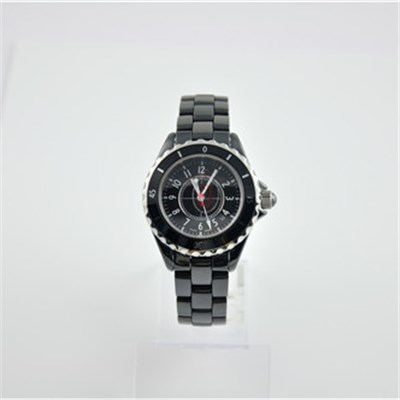 Black Ceramic Watch For Men