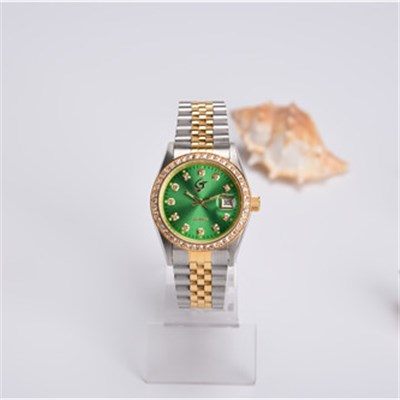 Hot Sale Japan Movement Stainless Steel Lover Watch