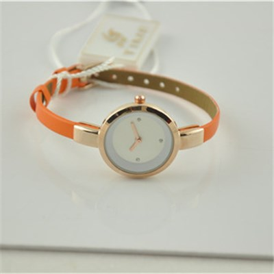 Beautiful Elegant Girls Leather Watch