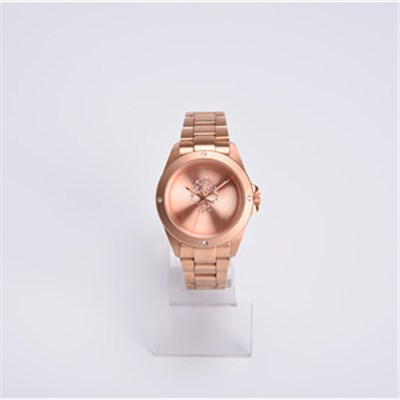 High Quality Fashion Stainless Steel Rose Gold Watch