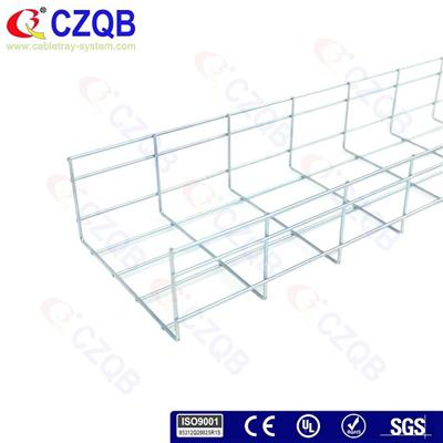 100X200 Straight Wire Cable Tray