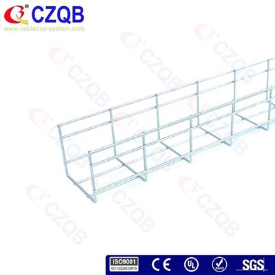 100X100 Straight Wire Cable Tray
