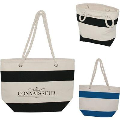 Canvas Tote Bag Rope Handle
