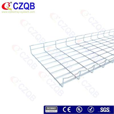 50X400 Wave Wire Cable Tray