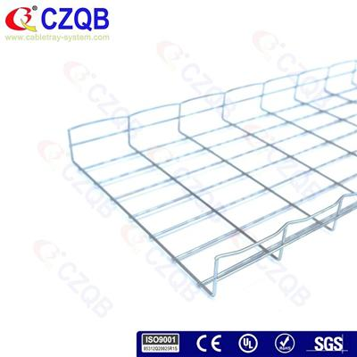 50X350 Wave Wire Cable Tray