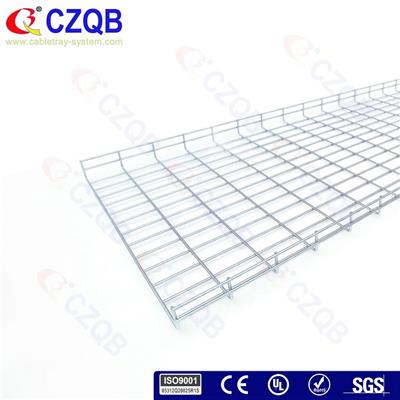 50X650 Straight Wire Cable Tray
