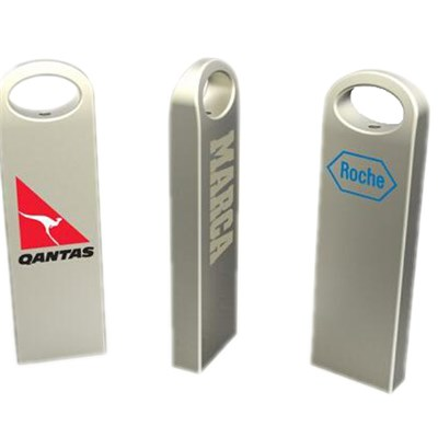 Logo Customized Metal USB Disk