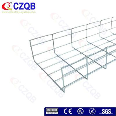100X250 Wave Wire Cable Tray