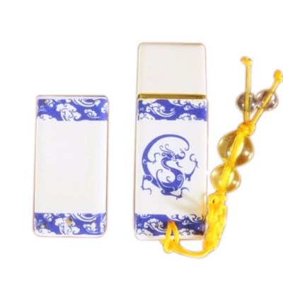 China Dragon Ceramic USB Flash Drive