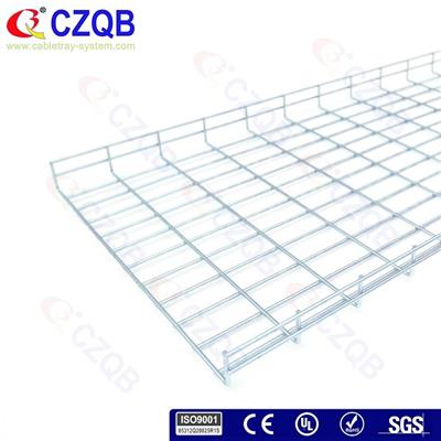 50X550 Straight Wire Cable Tray