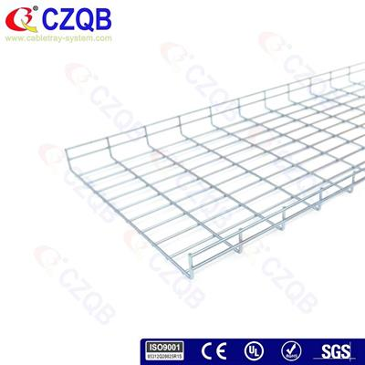 50X500 Straight Wire Cable Tray