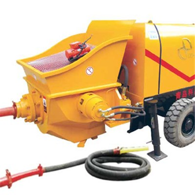Concrete Wet Spraying Machine