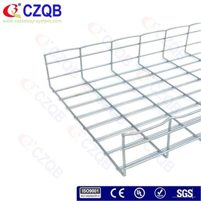 100X400 Wave Wire Cable Tray