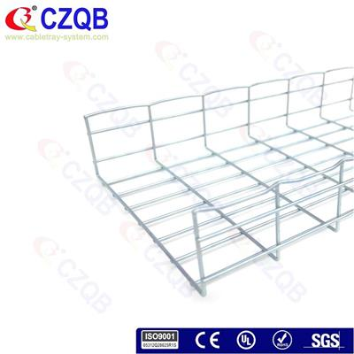 100X350 Wave Wire Cable Tray