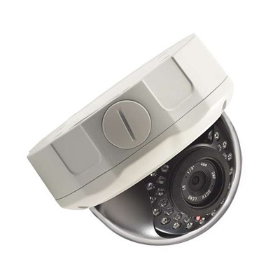 Low Power Consumption CCTV Dome Camera