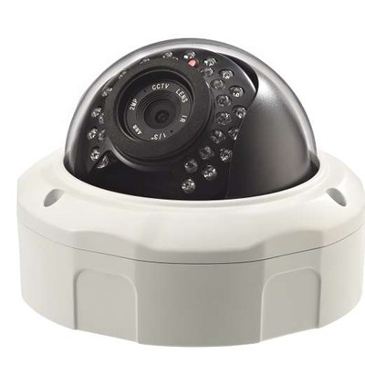 SD Card Supported PTZ Monitor IP Dome Camera