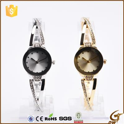 Fashion Ladies Zinc Alloy Watch