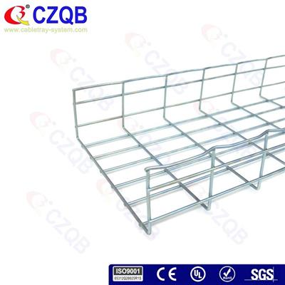 100X300 Wave Wire Cable Tray