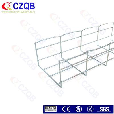 100X150 Wave Wire Cable Tray