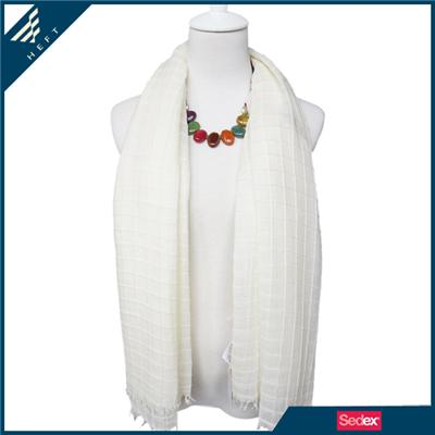 White Lady Scarf